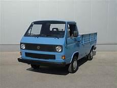 Verkauft Vw T3 Pritsche 1 Orig 9 Gebraucht 1985