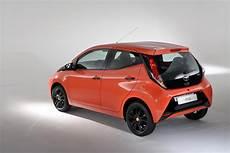 Toyota Aygo X - toyota upgrades 2015 aygo range