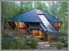 Desain Rumah Bergaya Arsitektur Organik Edupaint