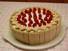 torta con i wafer ricetta torta wafer e loni dolcidee