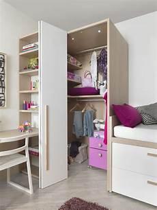 jugend mädchenzimmer mit begehbaren kleiderschrank hochwertiger kleiderschrank f 252 rs kinderzimmer jugendzimmer