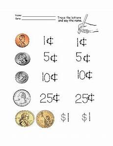 money worksheets for nursery 2259 preschool money worksheets by osee s home schooled education tpt