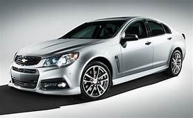 2014 Chevrolet SS 25 Cars Worth Waiting For 20142017