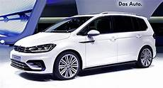 Vw Prices New Touran From 23 350 In Germany Carscoops