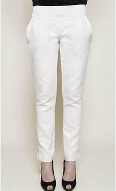 pantalon blanc femme une tenue chic