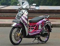 Scoopy Modif Klasik by Kumpulan Modifikasi Motor Matic Honda Scoopy