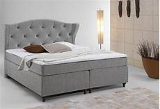 home affaire boxspring bett 187 felix 171 inkl topper otto