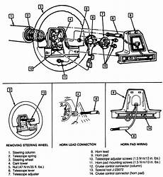 hayes auto repair manual 1998 cadillac eldorado navigation system how to remove 1998 cadillac eldorado steering airbag repair guides air bag supplemental