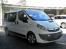 Used Opel Vivaro 1 9 Cdti 9 Seater 2009 Vivaro 1 9