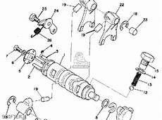 1975 yamaha dt 125 wire schematic yamaha dt125 1975 usa parts lists and schematics