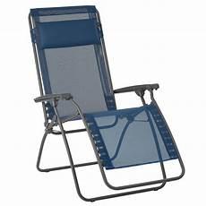 chaise relax lafuma fauteuil de relaxation r clip batyline iso oc 233 an lafuma