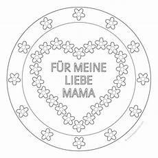 Malvorlagen Mandala Muttertag Malvorlagen Mandala Muttertag Tippsvorlage Info