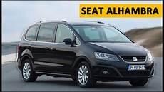 seat alhambra 2016 seat alhambra 2016 test s 252 r 252 ş 252 yorum inceleme