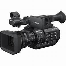 Sony Pxw Z280 4k 3 Cmos 1 2 Quot Sensor Xdcam Pxw Z280 B H