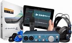 presonus audiobox itwo studio presonus audiobox itwo studio bundle recording package zzounds