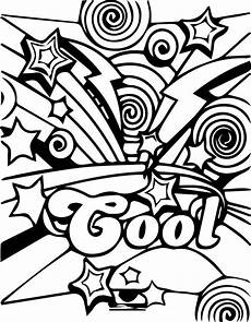 cool coloring pages abstract coloring pages
