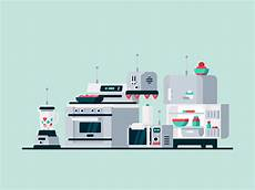 Kitchen Sink Gif by Kitchen Of The Future By Kevin Yang Dribbble Dribbble