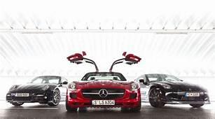 Mercedes SLS AMG 2009 Review  CAR Magazine