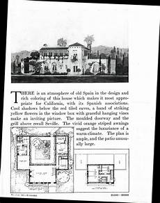 spanish colonial revival house plans 1000 images about spanish colonial mission revival homes