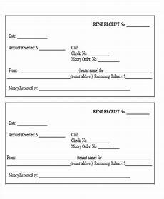 6 sle rent payment receipts free sle exle format download