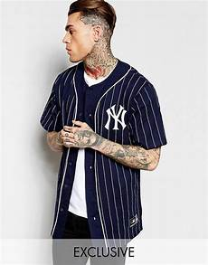 majestic new york yankees lang 228 rmliges baseball trikot
