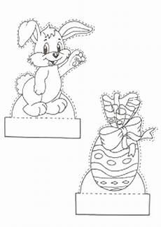 Ostern Ausmalbilder Basteln Ausschneiden Ostern 2 Ausmalbilder Ausmalen Basteln