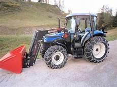 traktor new td 5010 zu verkaufen