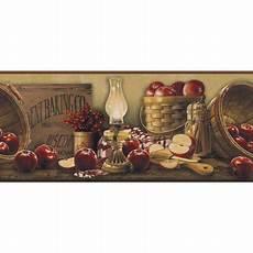 Walmart Kitchen Decor by York Wallcoverings Ke4914bd Wallpaper Border Portfolio