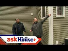 how to repair melted vinyl siding ask this house