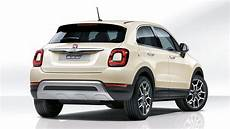 New Fiat 500x Review The Crossover Gets A Facelift Car