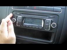 vwvortex polo 6r 2010 car radio