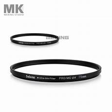 Mcuv 77mm Lens Filter Canon Nikon by Selens New 77mm Photography Pro Ultra Thin Multi Coated