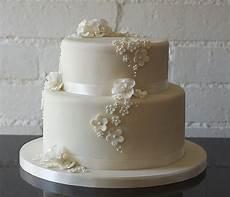 Two Tier Wedding Cake Ideas