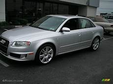 2007 bright silver metallic audi s4 4 2 quattro sedan 14348855 gtcarlot com car color galleries