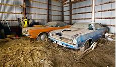 50 coolest barn finds barn finds muscle cars old vintage cars