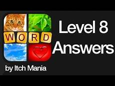 What S The Word 4 Pictures 1 Word By Itch Mania Level 8