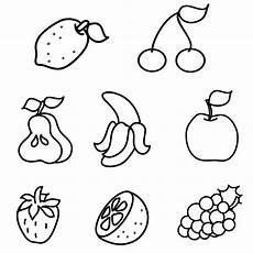 Ausmalbilder Zu Obst Ausmalbilder Obst Und Gem 252 Se 1ausmalbilder
