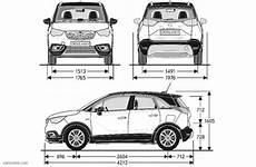 Opel Crossland X 2017 Carissime L Info Automobile