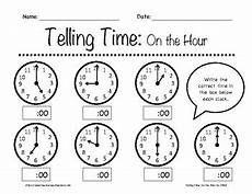telling time worksheets printables 3706 telling time beginnings worksheets bundle k 3rd grade by in the name of jesus