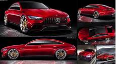 mercedes amg gt concept 2017 pictures