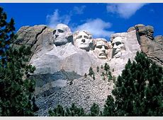 which president is not on mount rushmore
