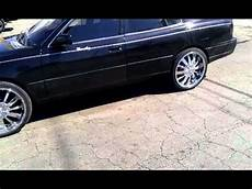 camry on 20 inch rims youtube