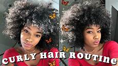 natural curly hair wash day routine 2018 youtube