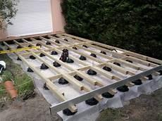 Comment Monter Une Terrasse En Composite