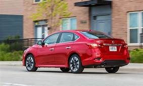 2019 Nissan Sentra Gets Updated With Standard