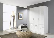 Kleiderschrank Mit Schubladen - rauch kleiderschrank wei 223 hochglanz 3 t 252 rig mit 6