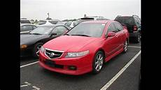acura tsx 2005 2005 acura tsx start up rev and tour youtube