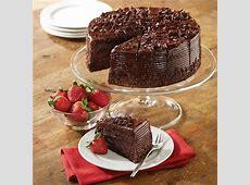 dark chocolate fudge cake_image