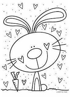 einfache malvorlage hase froschfleck free bunny malvorlagen buch clipart buch