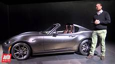 mazda cabrio neu mazda mx 5 rf 2017 tout sur la version coup 233 cabriolet
